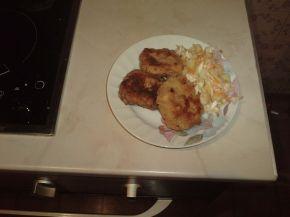 Снимка 3 от рецепта за Картофени кюфтета с риба тон