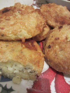 Снимка 3 от рецепта за Картофени кюфтета - III вариант