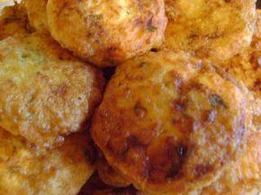 Снимка 3 от рецепта за Картофени кюфтета с кашкавал