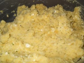 Снимка 2 от рецепта за Картофени шницели на фурна
