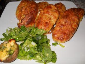 Снимка 4 от рецепта за Картофени шницели на фурна