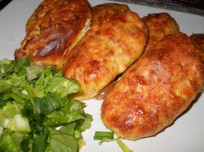 Снимка 5 от рецепта за Картофени шницели на фурна