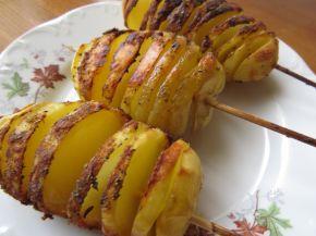 Снимка 5 от рецепта за Картофени спирали на фурна