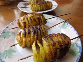 Снимка 6 от рецепта за Картофени спирали на фурна