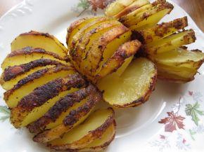 Снимка 8 от рецепта за Картофени спирали на фурна
