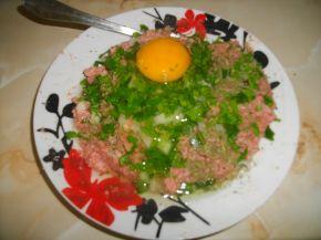 Снимка 2 от рецепта за Картофено руло с кайма