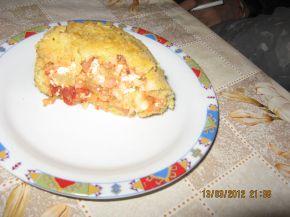 Снимка 4 от рецепта за Картофено руло - II вариант