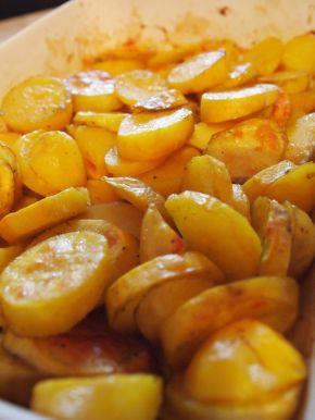 Снимка 2 от рецепта за Картофи на фурна
