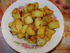 Снимка 3 от рецепта за Картофи соте