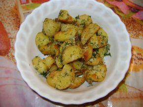 Снимка 4 от рецепта за Картофи соте