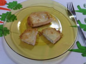 Снимка 2 от рецепта за Кашкавал пане