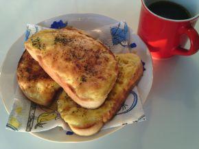 Снимка 2 от рецепта за Кашкавалени сандвичи