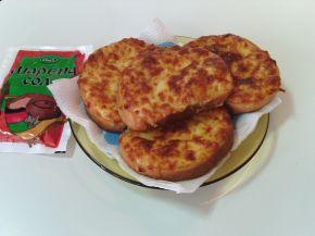 Снимка 3 от рецепта за Кашкавалени сандвичи