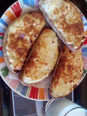 Снимка 7 от рецепта за Кашкавалени сандвичи