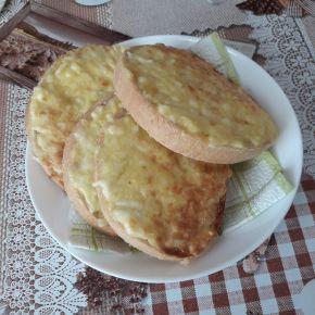 Снимка 9 от рецепта за Кашкавалени сандвичи