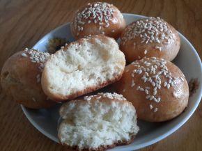 Снимка 4 от рецепта за Кашкавалки със сусам