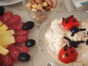 Снимка 3 от рецепта за Катък с калинки