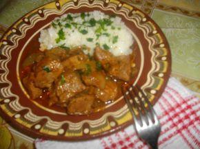 Снимка 5 от рецепта за Кебап със свинско месо