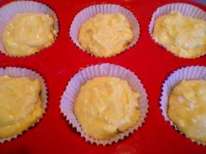 Снимка 5 от рецепта за Кейкчета със сирене и млечен крем