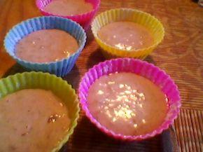 Снимка 5 от рецепта за Кейкчета със сладко от сливи