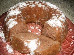 Снимка 5 от рецепта за Кекс от белтъци