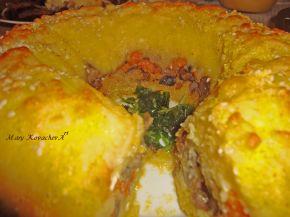 Снимка 2 от рецепта за Кекс от картофи