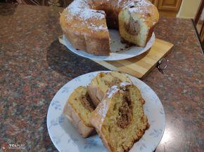 Снимка 6 от рецепта за Кекс пухкавелко