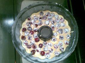 Снимка 3 от рецепта за Кекс с череши