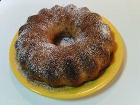 Снимка 2 от рецепта за Кекс с какао, канела и пудра захар