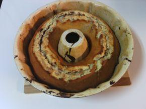Снимка 2 от рецепта за Кекс с какаов, портокалов и лимонов вкус
