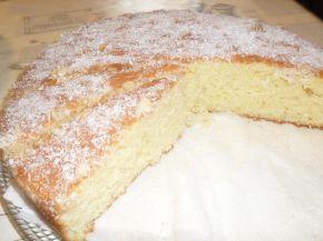 Снимка 3 от рецепта за Кекс, полят с локум и кокос