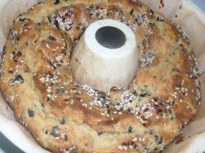 Снимка 4 от рецепта за Кекс с много маслини