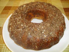Снимка 2 от рецепта за Кекс с портокалови корички