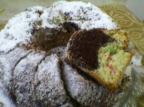 Снимка 3 от рецепта за Кекс с шоколад