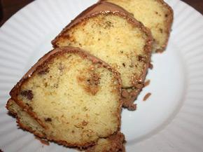 Снимка 8 от рецепта за Кекс с шоколадова глазура