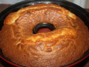 Снимка 4 от рецепта за Кекс с шоколадова глазура