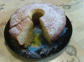 Снимка 3 от рецепта за Кекс с ванилии и много яйца