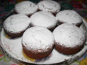 Снимка 4 от рецепта за Кексчета с мармалад от сини сливи
