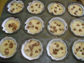 Снимка 3 от рецепта за Кексчета с овесени ядки