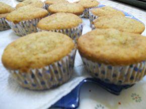 Снимка 2 от рецепта за Кексчета със сладко от смокини