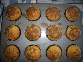 Снимка 2 от рецепта за Кексчета