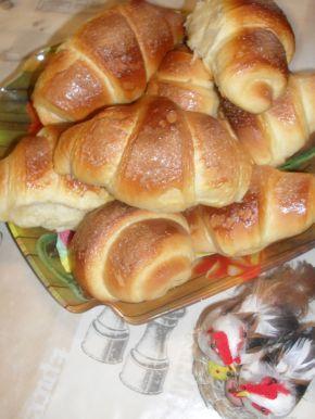 Снимка 7 от рецепта за Вкусни кифли с локум