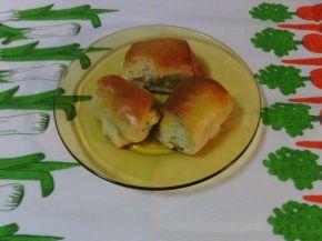 Снимка 4 от рецепта за Кифли с локум
