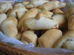 Снимка 1 от рецепта за Кифлички със сирене