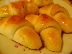 Снимка 7 от рецепта за Кифлички със сирене