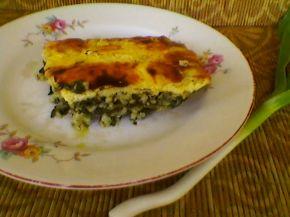 Снимка 4 от рецепта за Киселец, лобода и ориз на фурна