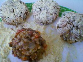 Снимка 2 от рецепта за Кюфтенца от леща