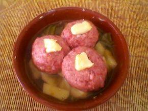 Снимка 5 от рецепта за Кюфтенца в гювеченца