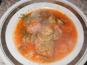 Снимка 4 от рецепта за Кюфтета яхния