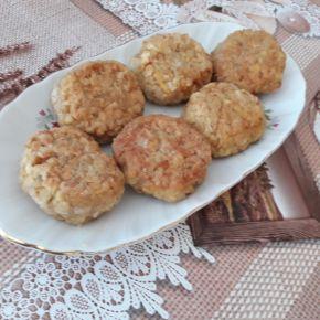 Снимка 2 от рецепта за Кюфтета от леща